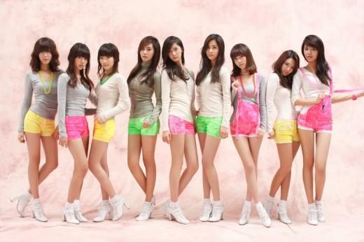 as Girl#39;s Generation grow