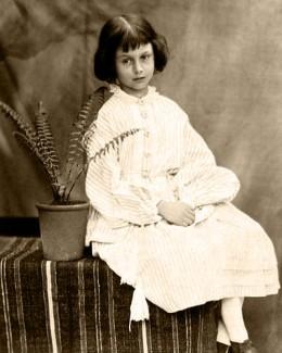 Alice Liddell Photo taken by Charles Dodgson, AKA Lewis Carroll
