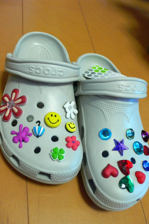 Crocs Jibbitz - Express Yourself!