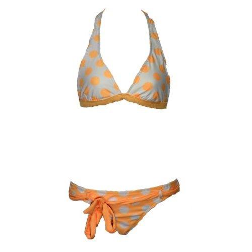 Cute polka dot bikini