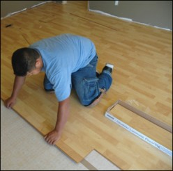 Simple DYI tips on Laminate Flooring