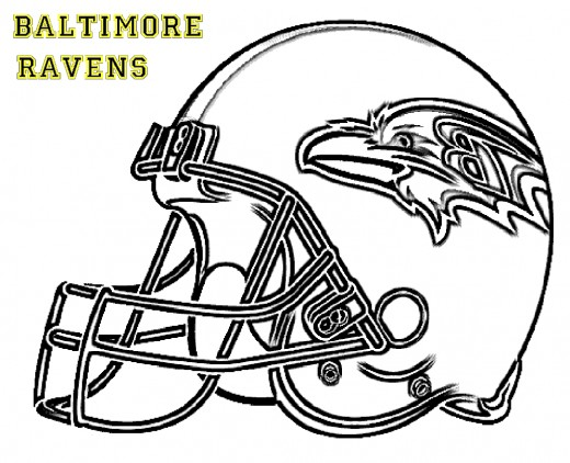 football coloring pages eagles hotel - photo#17
