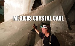 Mexicos Crystal Cave
