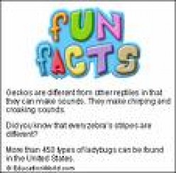 Strange & Outrageous - but True - Facts! Very Interesting!