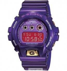 Casio G-Shock Purple Color Watch