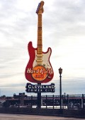 Hard Rock Cafe, Cleveland, Ohio