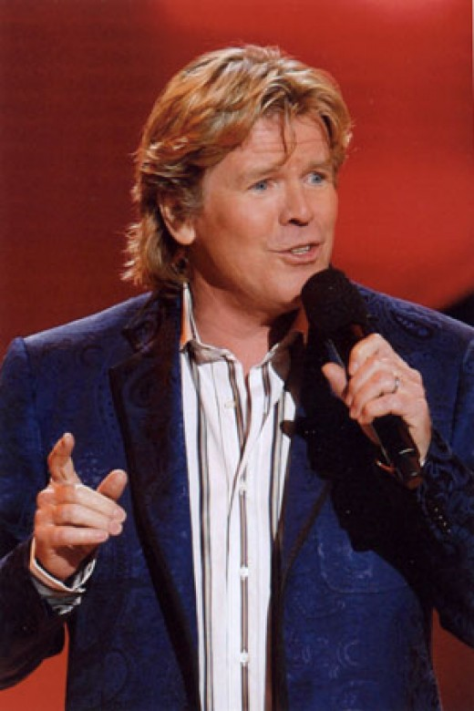 Peter Noone in 2010