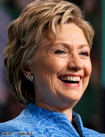 Perfectionist Hillary Clinton