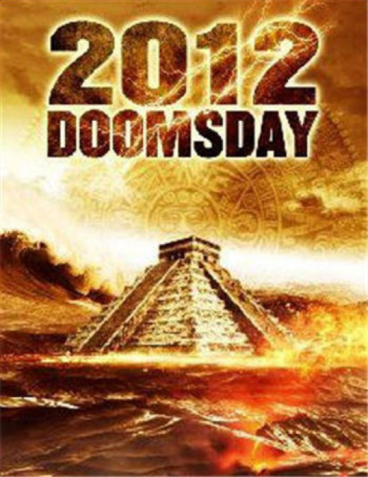 December 21, 2012. The day the Earth stands still