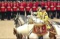 Drum Horses