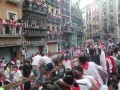 Pamplona Crowd