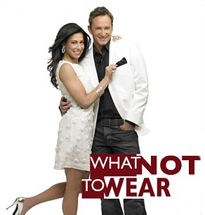 Stacy London and Clinton Kelly make a great team on The Learning Channel's, What Not To Wear.