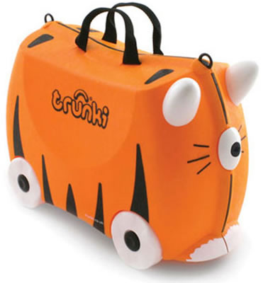 TrendyKids Trunki Ride-On Suitcases for Kids