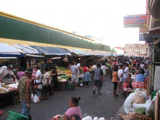 New Public market in Olongapo