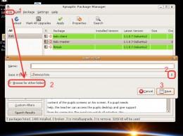 Saving Script file