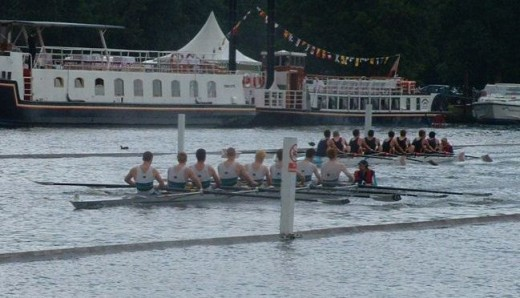 Teams competing in Temple Challenge Cup 2003