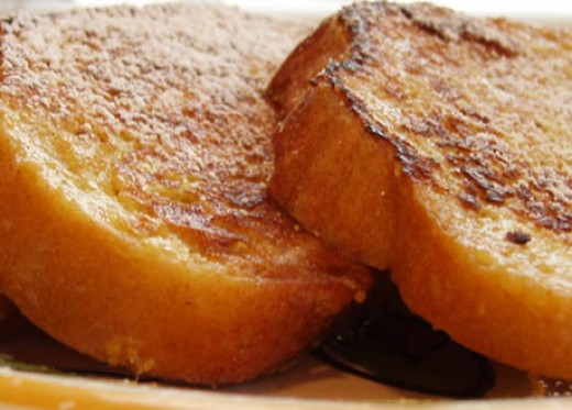 Healthy & Delicious Low Calorie French Toast Recipe!