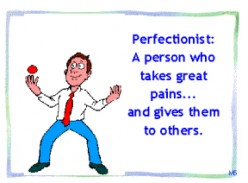 10 Signs That You Are Probably a Perfectionist