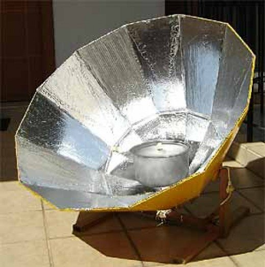 Solar Cookers use Solar Energy to Cook for Free