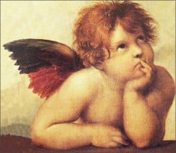 Why take it out on Cupid? For those who hate Valentine's Day