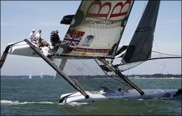 Catamaran 2007