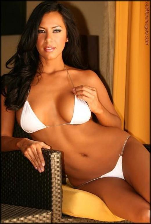 TOLLYWOOD 2 HOLLYWOOD: Lisa Angeline: Hot Import Nights Model