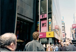 MTV Studios, Times Square, New York City