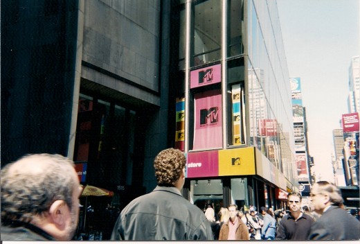 MTV Studios, Times Square, New York City