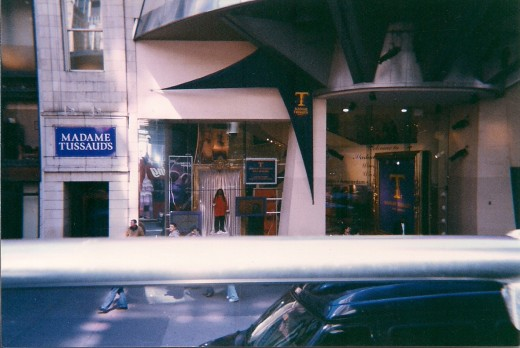 Madame T's, New York City (See Whoopi Goldberg in the window?)