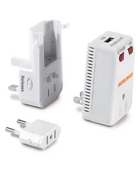 Travelon 3-in-1 World Adapter and USB Charger              http://www.airlineintl.com/product/travelon-3-in-1-world-adapter-and-usb-charger