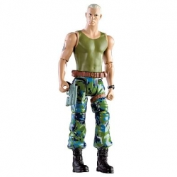 'Avatar RDA Colonel Miles Quaritch Action Figure' Other products by Mattel  Just Click