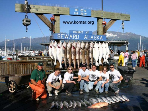 Some of the worlds best fishing is the world is indeed Alaska Fishing!