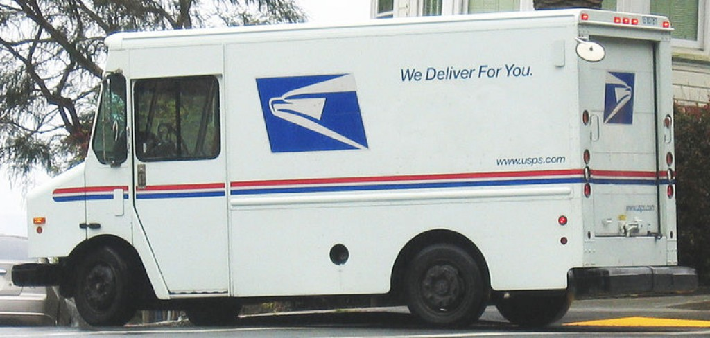 The US Postal Service works on Good Friday