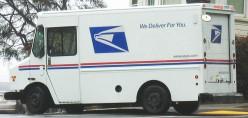 The U.S. Postal Service Works on Good Friday