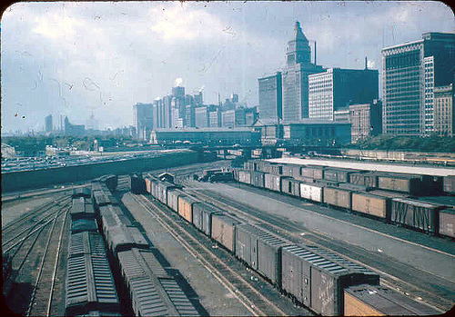 CHICAGO ILLINOIS IN THE 1950s