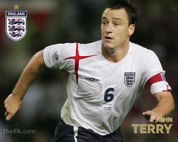 England Captain...