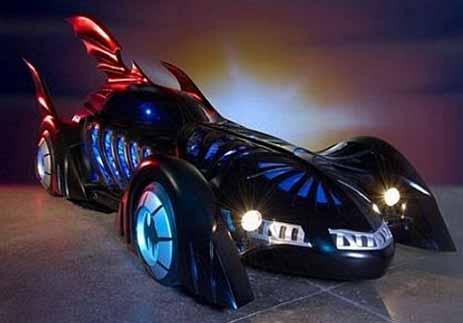 1995 Batmobile (The Kilmer Car) photo courtesy of fuzedfilm.com
