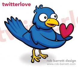 I love Twitter