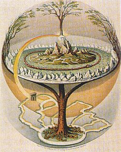 An image of the World Tree