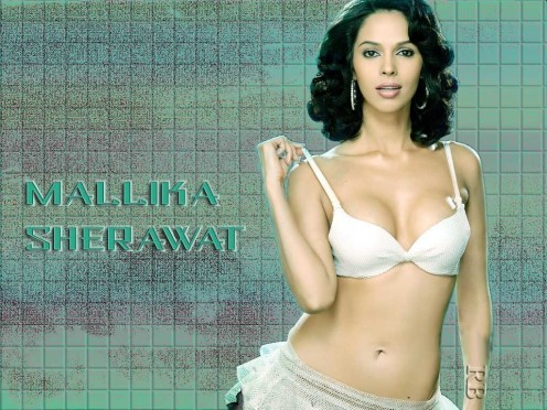 Sexy Boobs Show of Mallika Sherawat Photos Image 7
