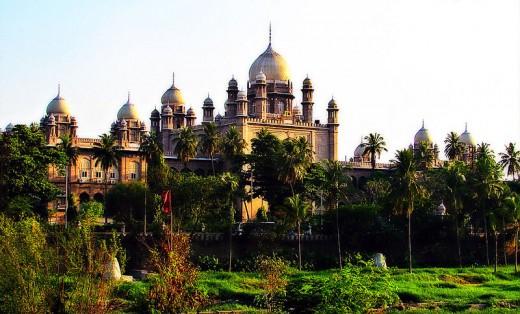 High Court Of Hyderabad