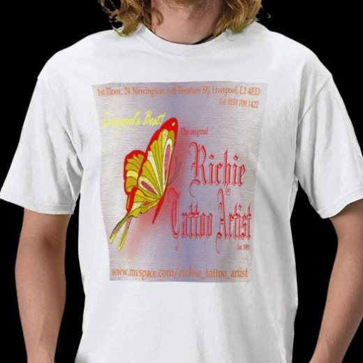 T-shirt available from Sprindirft Gallery