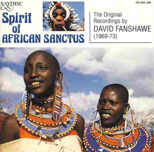 A Saydisc album of the original recordings made by David Fanshawe.
