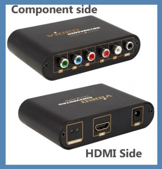 HDMI Wii Adapter