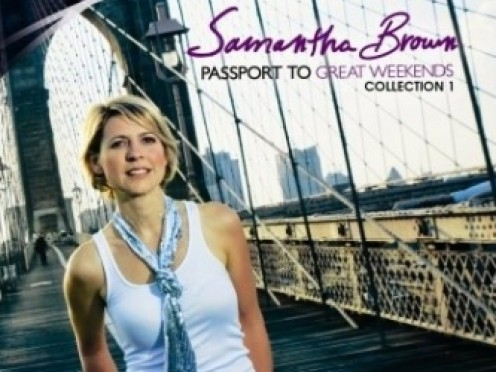 Samantha's series Passport To Great Weekends has been a great source of info for many travelers.