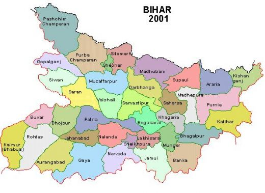 Bihar, The state of India