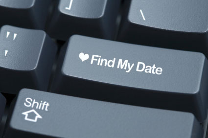The date button