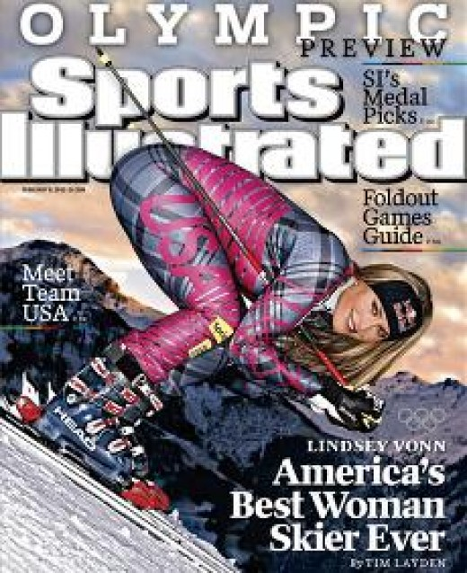 Sports Illustrated calls pose too sexy.