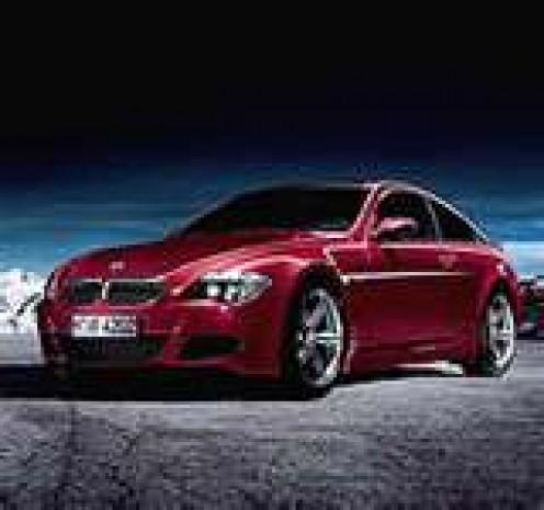 2004 BMW Series 6