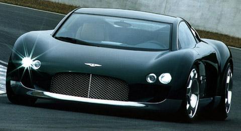 The Bentley Hunaudieres